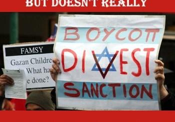ASA approves boycott against Israel