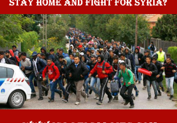 syrian refugees
