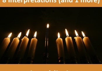 Hanukkah - 8 interpretations