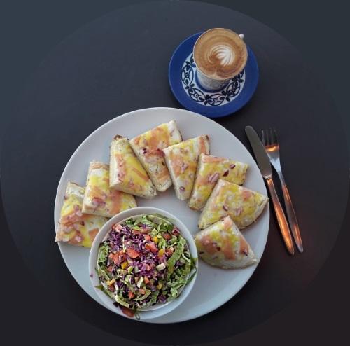 Heine Kisokcafe meal