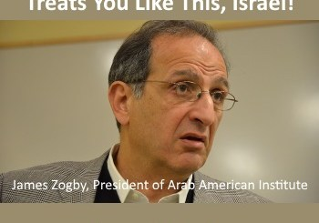 James Zogby - Obama's attitude toward Israel