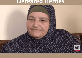 Daqamseh's mother