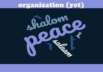 why I won't join an Israeli-Palestinian peace organization