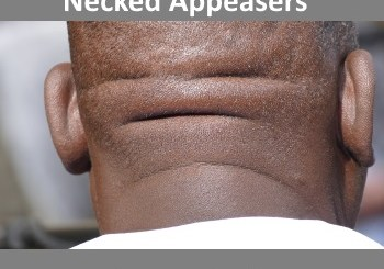contradiction: stiff necked appeasers