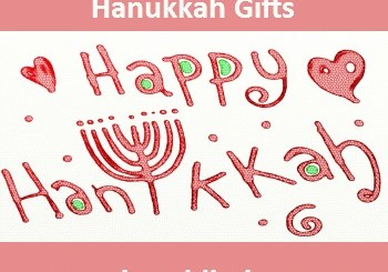 Happy Hanukkah - wrapping for gifts