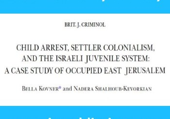 Israel is a settler-colonial state
