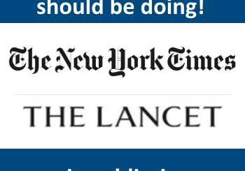 New York Times versus The Lancet