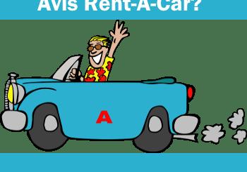 How is Israel like Avis rent-a-car?