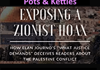 cover of Hammond book: Exposing a Zionist Hoax