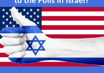 American Jews -- Galloping to the Polls in Israel?