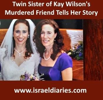 Photo of Kristine Luken - Kay Wilson's friend - and Kathleen Luken