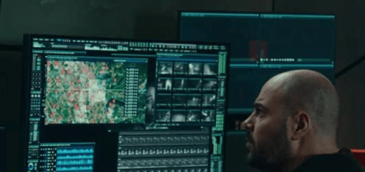 screenshot from the website of the movie, Security