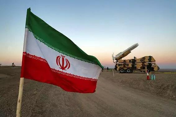 Les forces militaires iraniennes lors d'un exercice militaire effectué dans le pays, l'année dernière // Photo: Reuters