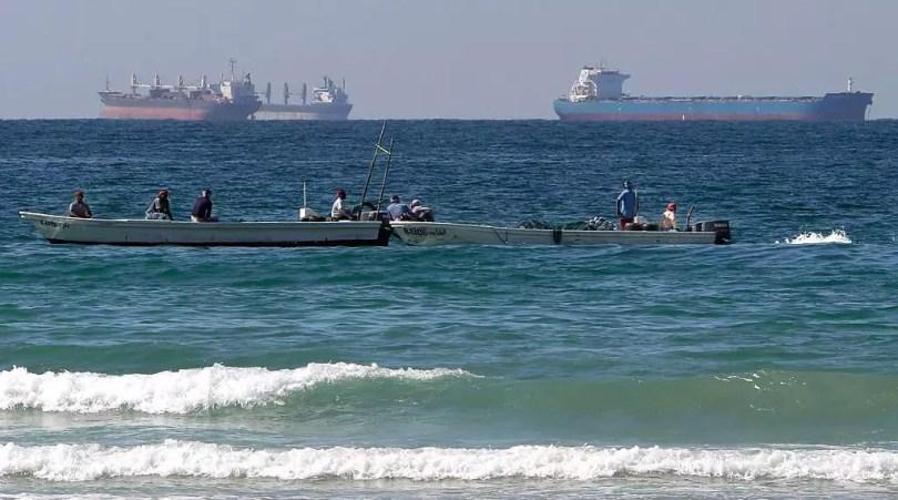 La fuite d'un pétrolier montre que l'Iran contourne les sanctions