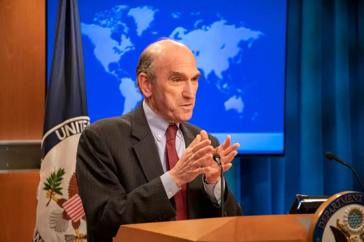 Foreign policy hawk Elliott Abrams named new US envoy on Iran -  www.israelhayom.com