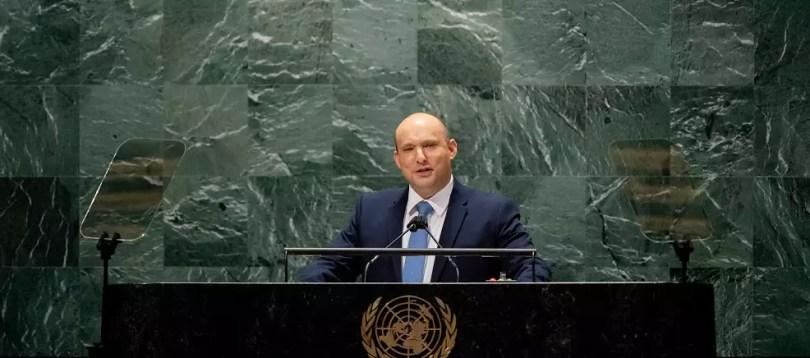 Dans le premier discours de l'AGNU, le Premier ministre déclare que le programme nucléaire iranien est à un stade critique