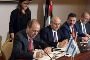 إسرائيل تزود الإردن بالماء