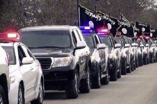داعش تويوتا