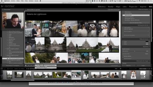 Galerías Web. Novedades Lightroom 6 y CC