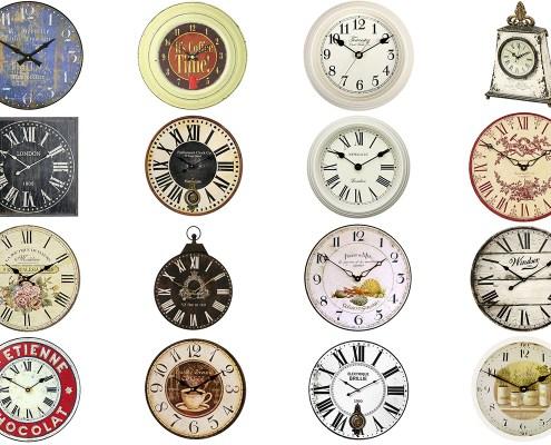 Scrap Relojes