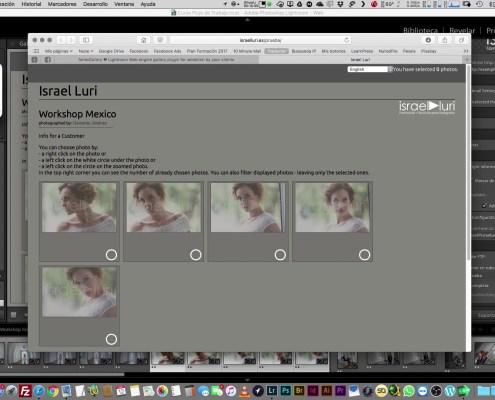 25 Creación de una galería web para pedido de fotos