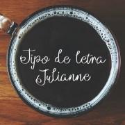 Tipo de Letra Julianne