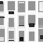 Pack PSD de Historias de Instagram