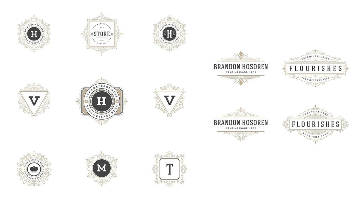 Monogramas Ornamentales