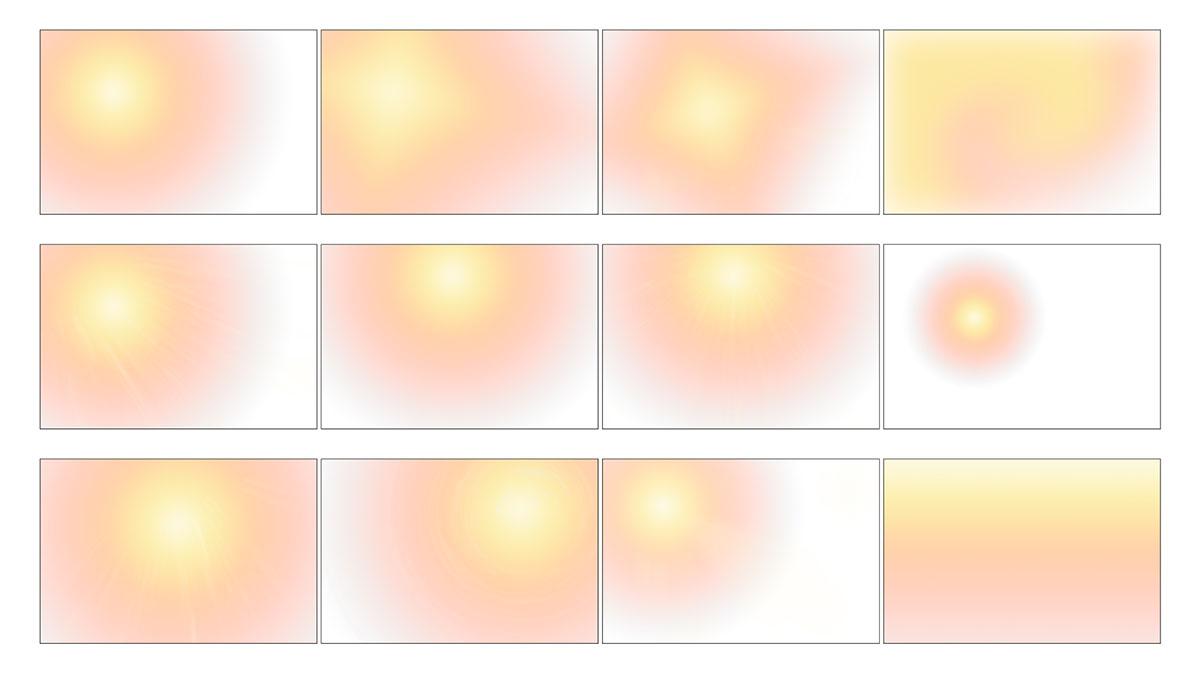Atmósferas: Sol 1 de 3