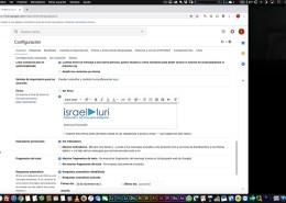 Correo Gmail: Configuración del programa Parte 1