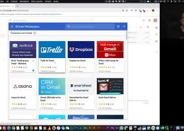 Correo Gmail: Instalación de extensiones