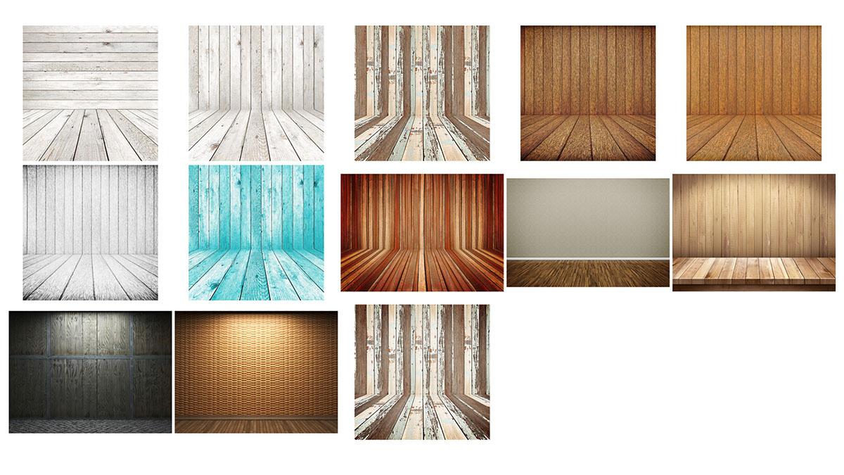 Textura de maderas con suelo