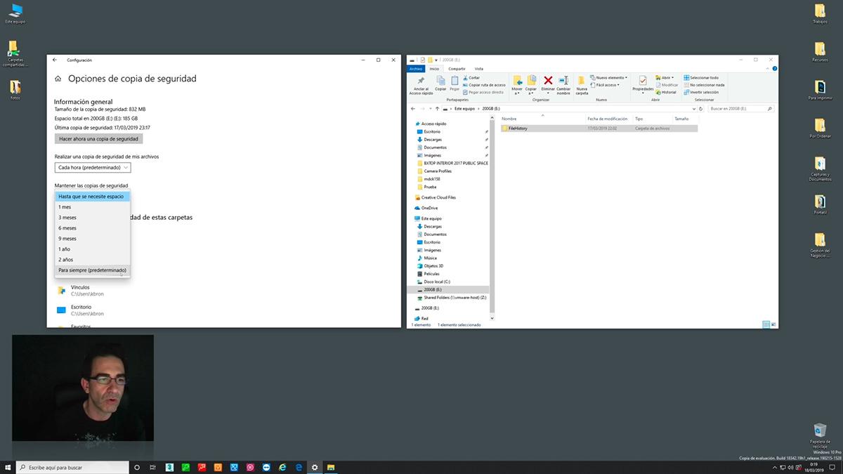 Copias de Seguridad: Time Machine Mac y Backup Windows