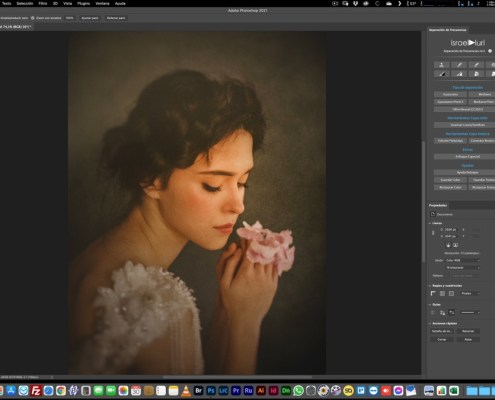 Guardar, guardar como, guardar como copia, exportar como, exportación rápida ... ¿cómo debo guardar en Photoshop 22.4?