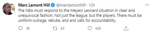 marc lamont hill tweet