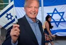 jon voight israel