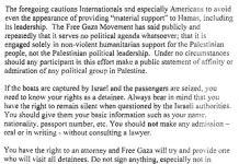 Free Gaza legal