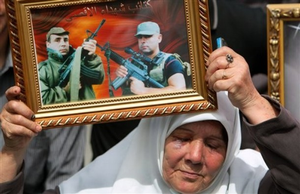 palestinian mother prisoners