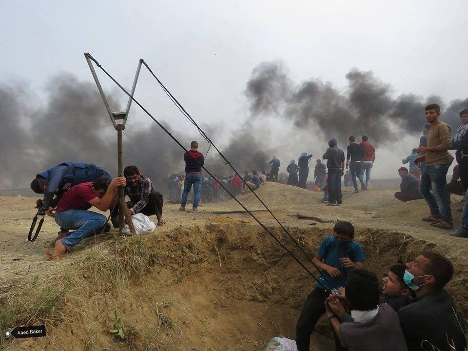 Αποτέλεσμα εικόνας για μαζική εκτέλεση 59 αμάχων στην Γάζα α