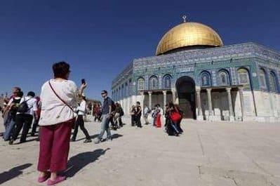 temple mount bias - Reuters