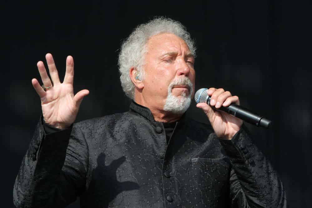 Image result for Tom Jones Israel