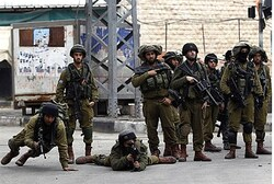 Soldiers on hand as PA Arabs riot