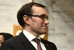 Foreign Minister Eide