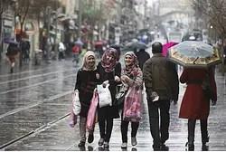 Muslim women in Jerusalem (illustrative)