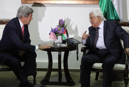 Even While Staring Abbas In The Face, The Obama Administration Looks The Other Way