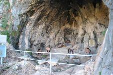 Нахаль-Меарот. Сцена из жизни первобытных людей в пещере Джамаль. Фото: Wikipedia, Reuven Yeshurun