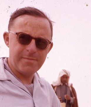 Джон Марко Аллегро | Фото:Jack1956, Википедия