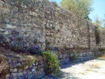 Стены водосборника