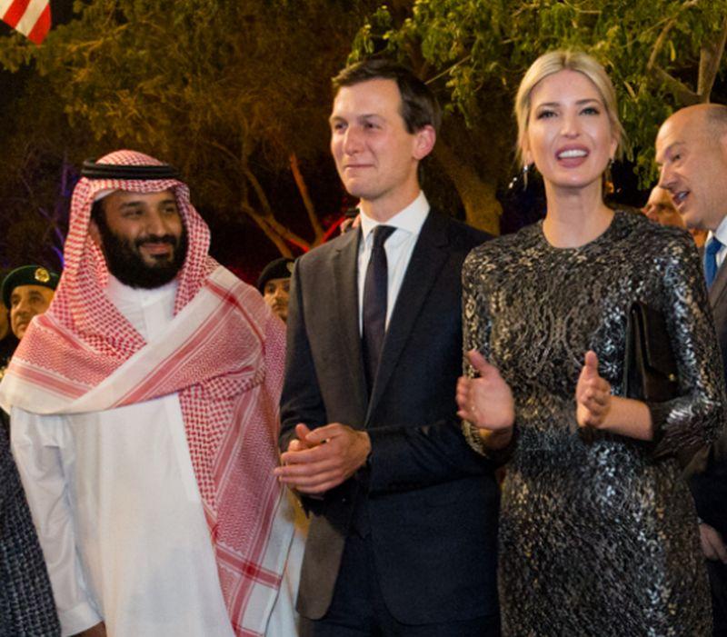 Image result for Мухаммед бен Салман Аль Сауд кушнер тиллерсон