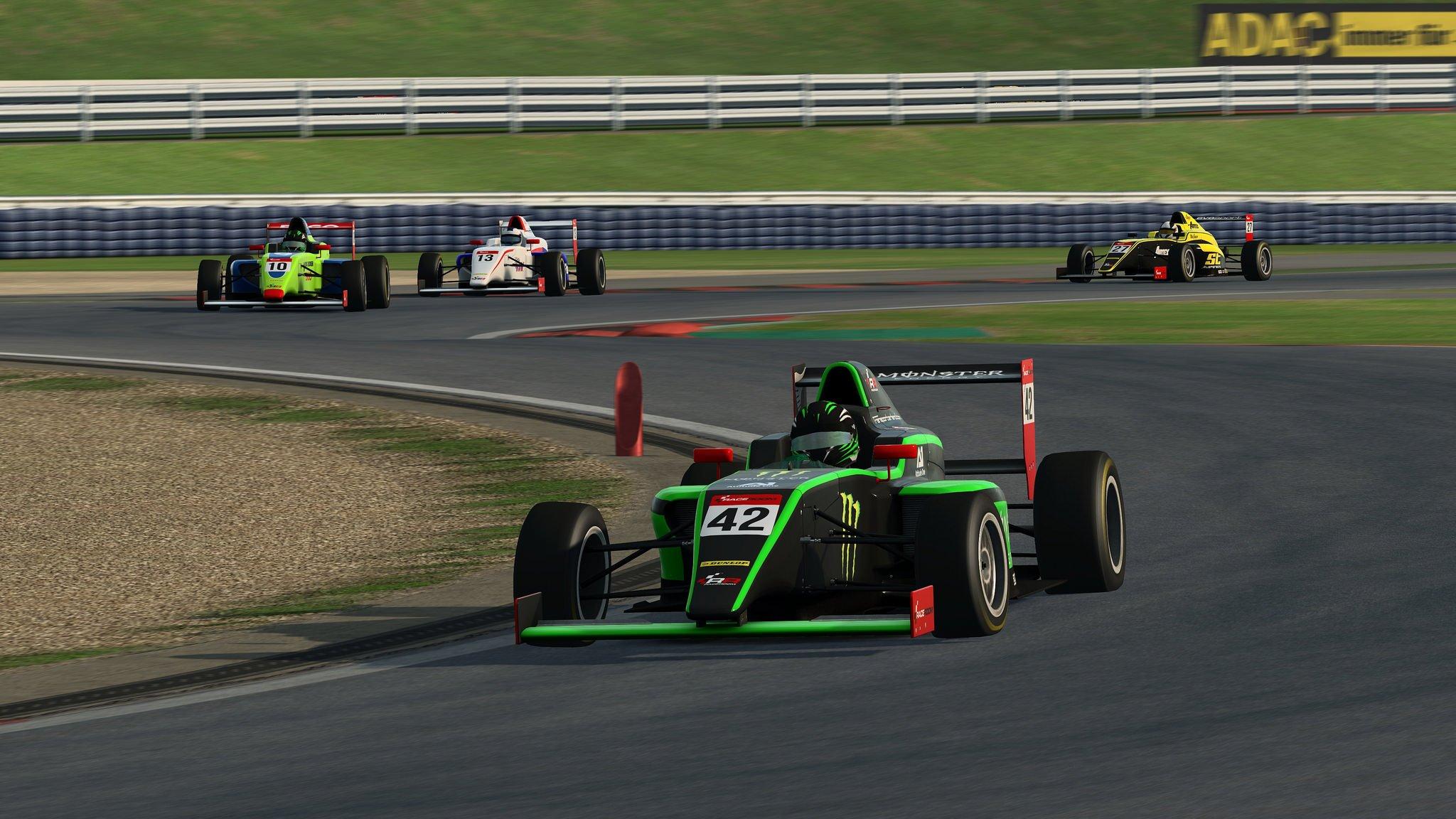 Tatuus F4 Coming To RaceRoom Inside Sim Racing